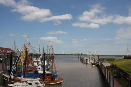Ditzum - das Fischerdorf